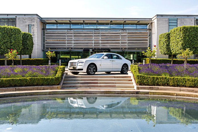 "Rolls-Royce Ghost Series II ""SG50"""