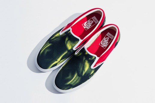 RYOONO x Vans Slip-On BILLY's Exclusives