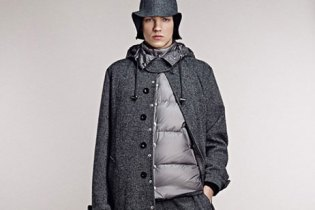 sacai 2015 Fall/Winter Lookbook