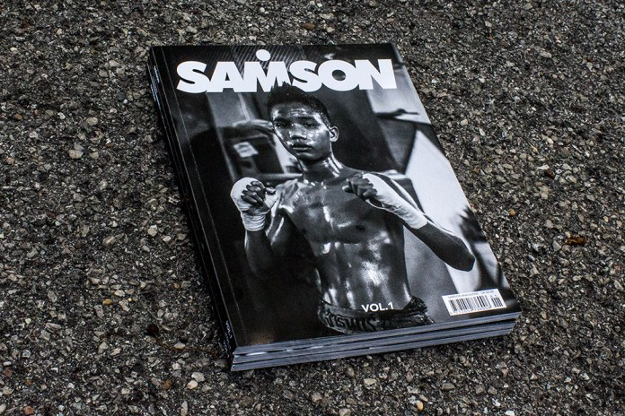 'SAMSON' Magazine Vol. 1