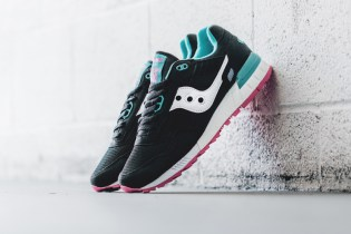 Saucony Shadow 5000 Black