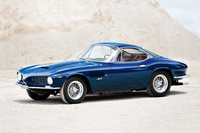 'Sharknose' Ferrari 250 Expected to Sell for $15M USD