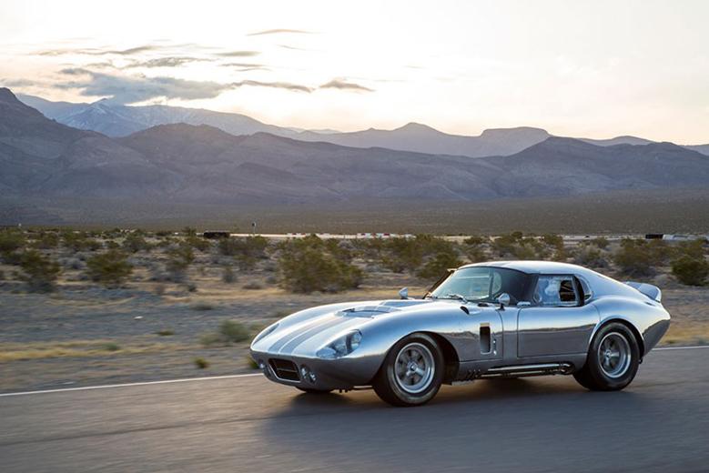 Shelby Cobra Daytona Coupe 50th Anniversary
