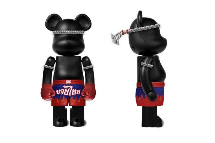 Siam Center x Medicom Toy Worldwide Tour II Be@rbrick