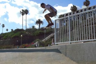 Skate Break With Rob Gonzales at AGENDA Long Beach