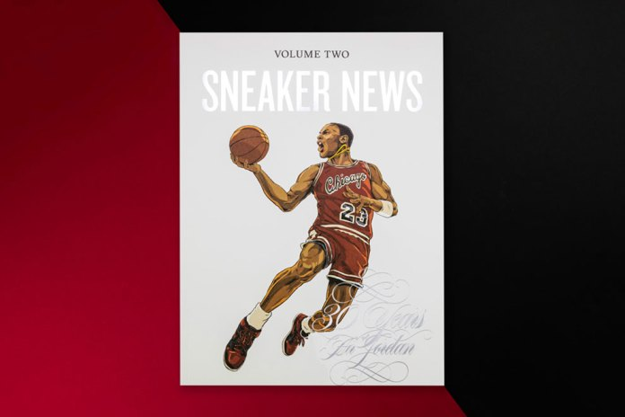 Sneaker News Volume Two: Thirty Years of Air Jordan