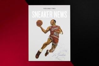 Sneaker News Volume Two: Thirty Years of Air Jordan