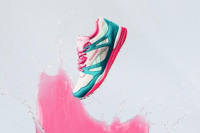 "Sneaker Politics x Reebok Ventilator ""Pink Lake"""
