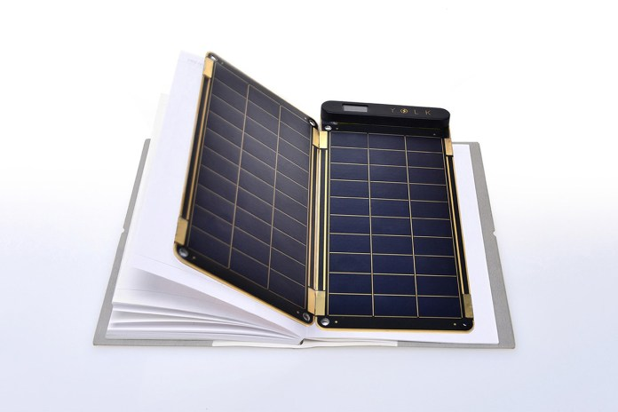 Solar Paper Is the Thinnest Portable Solar Charger in the World