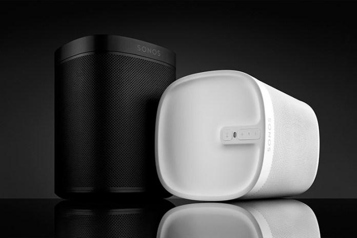 Sonos PLAY:1 Tone Speakers