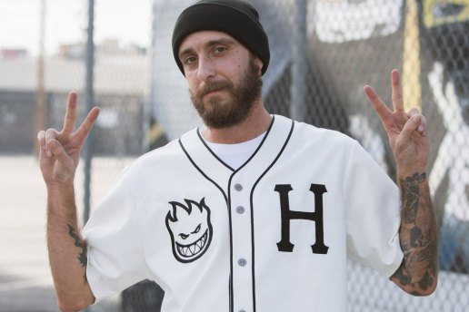 Spitfire x HUF 2015 Fall/Winter Lookbook