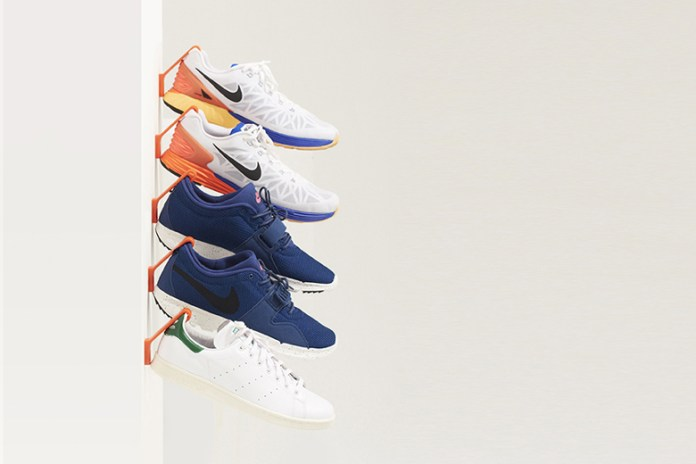 Organize Your Kicks With the Stækler Shoe Display System