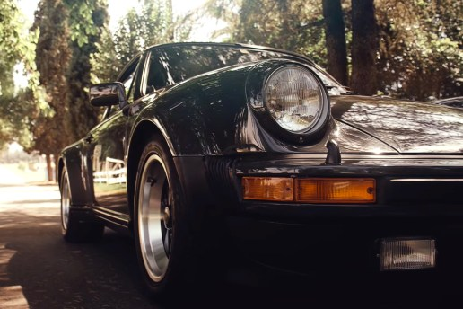 Steve McQueen's Special Order Porsche Turbo Carrera up for Auction