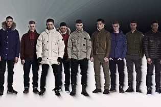 Stone Island 2015 Fall/Winter Video Lookbook