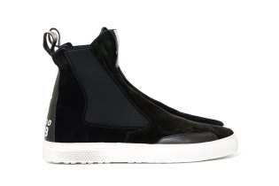 Stone Island Shadow Project Chelsea Sneaker_Suede/Leather