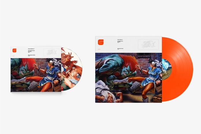 'Street Fighter II' Soundtrack to Be Released on Vinyl and CD