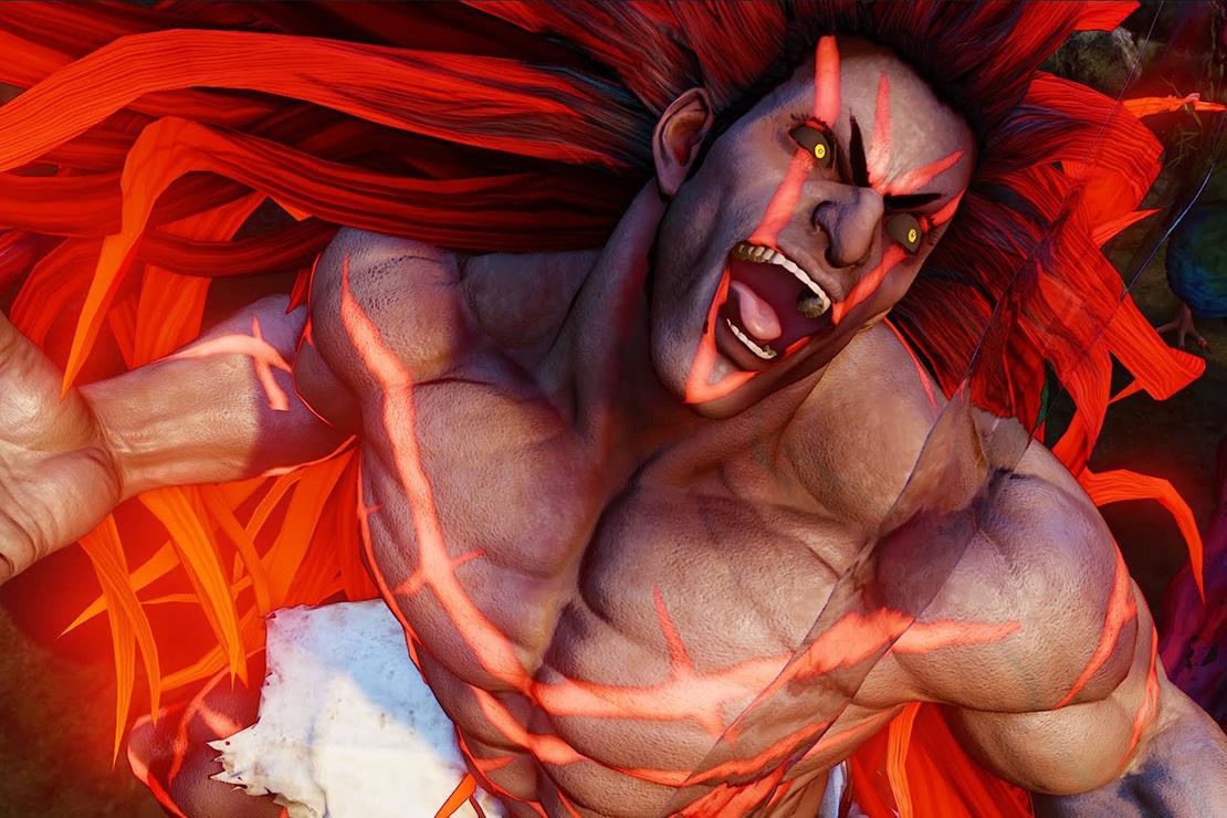 'Street Fighter V' Necalli Reveal Trailer
