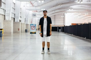 Streetsnaps: Alex James at Agenda New York