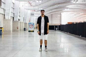 Streetsnaps: Alex James at Agenda New York