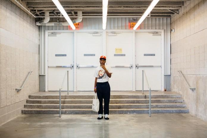 Streetsnaps: Jonathan McLean at Agenda New York