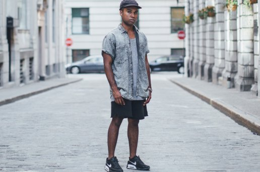 Streetsnaps: Lunice