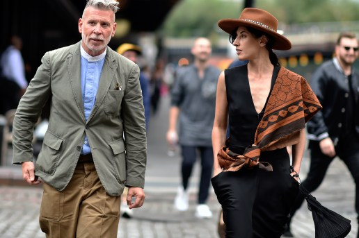 Streetsnaps: New York Fashion Week: Men's July 2015 - Part 1
