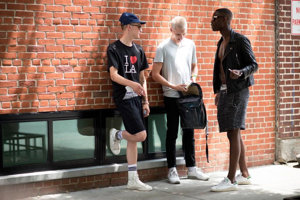Streetsnaps New York Fashion Week Men 39 S July 2015 Part 1 Hypebeast