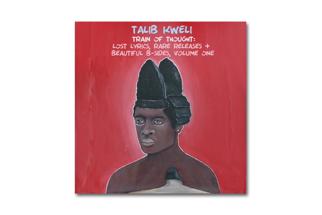 Talib Kweli Surprise-Releases 'Train of Thought: Lost Lyrics, Rare Releases & Beautiful B-Sides, Volume One'
