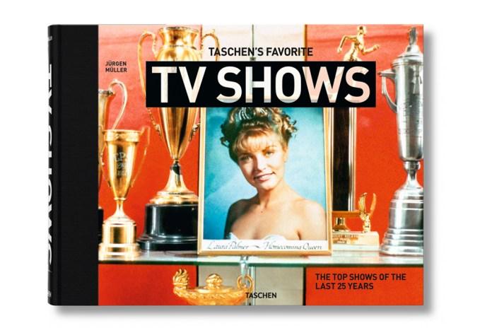 TASCHEN Reveals Its Favorite TV Shows in New Book
