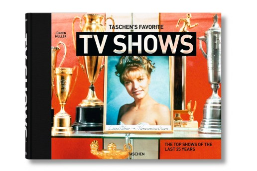 TASCHEN Reveals Its Favorite TV Shows in New Book