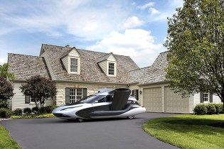 Terrafugia Is Trying to Make a Flying Personal Car