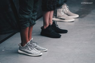 The adidas Originals Yeezy Boost 350 in Black Has a Release Date