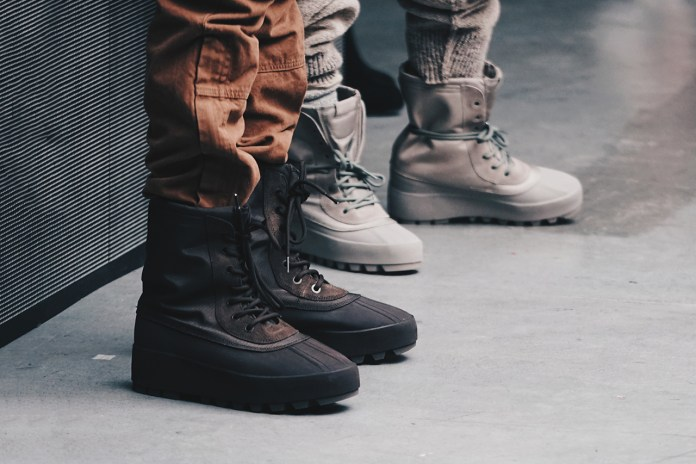 The adidas Yeezy 950 Boot and More 350 Colorways Are Coming This Fall