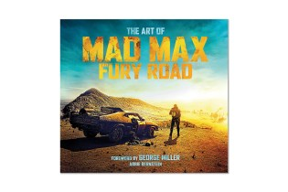 'The Art of Mad Max: Fury Road' Book by Abbie Bernstein