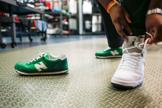 The Ongoing Battle Between Sneaker Retailers and Thieves According to 'The New York Times'