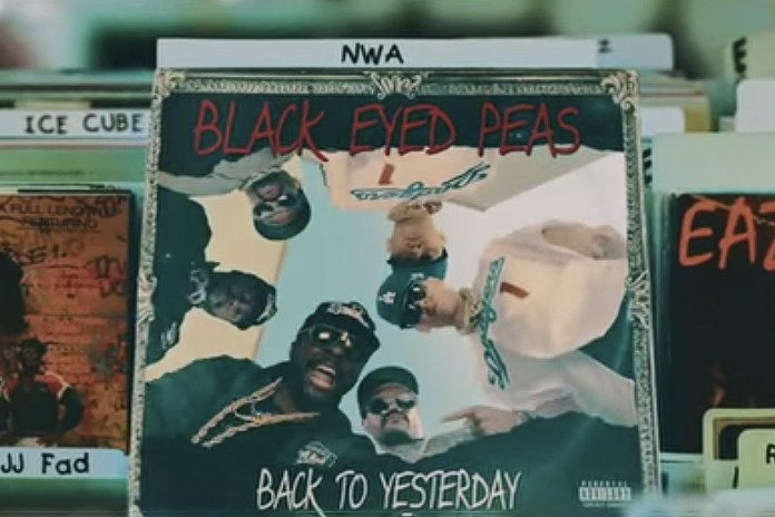 """The Black-Eyed Peas Return to Hip-Hop Roots With """"Yesterday"""""""