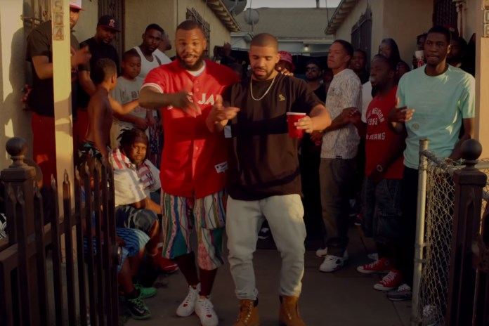 """The Game """"100"""" Music Video Featuring Drake"""
