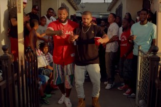 "The Game ""100"" Music Video Featuring Drake"