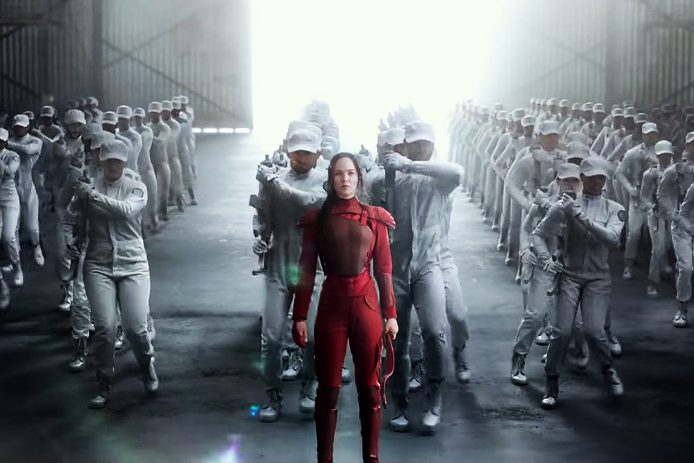 """'The Hunger Games: Mockingjay - Part 2' Official """"Stand With Us"""" Teaser Trailer"""