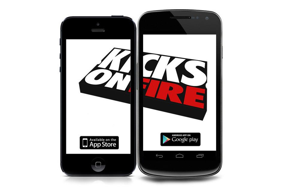 The KicksOnFire Sneaker App 2.0 Is Now Here