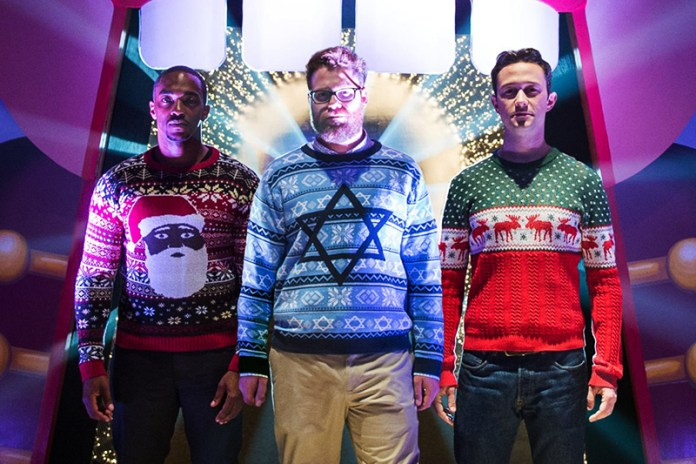 'The Night Before' Red Band Trailer