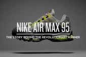 Nike Air Max 95: The Story Behind the Revolutionary Runner