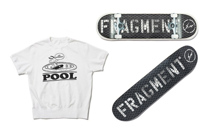 "the POOL aoyama ""SKATE"" Capsule Collection"
