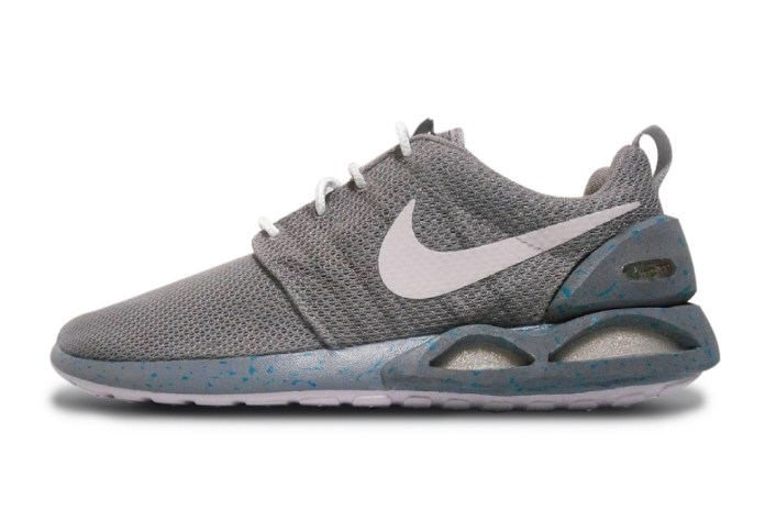 The Roshe Run Becomes a Nike Air MAG in This Custom Job