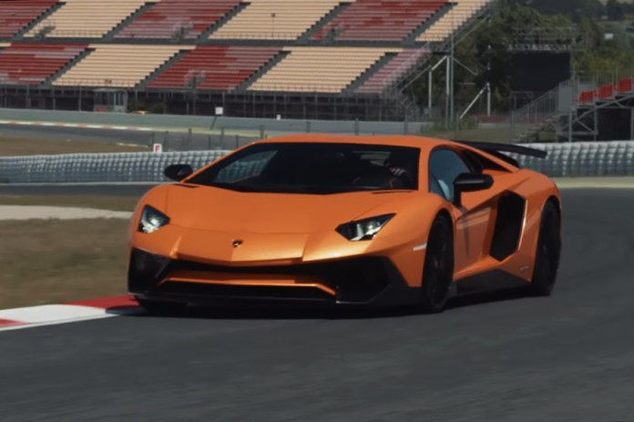 The Story Behind the 217mph Lamborghini LP750-4 SV