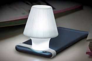 The Travelamp Light Diffuser From Fred & Friends