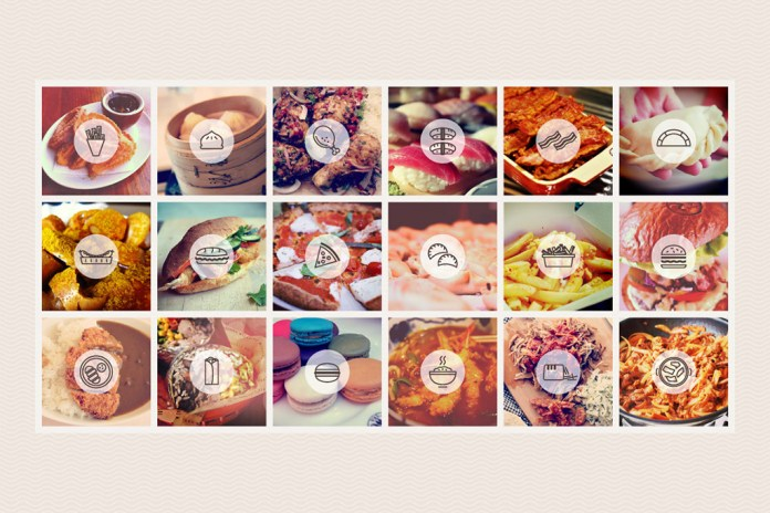 This Interactive Instagram Map Shows the Popularity of Foods Around the World