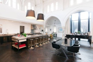 This Stunning Converted London Church Can Be Bought for $15 Million USD