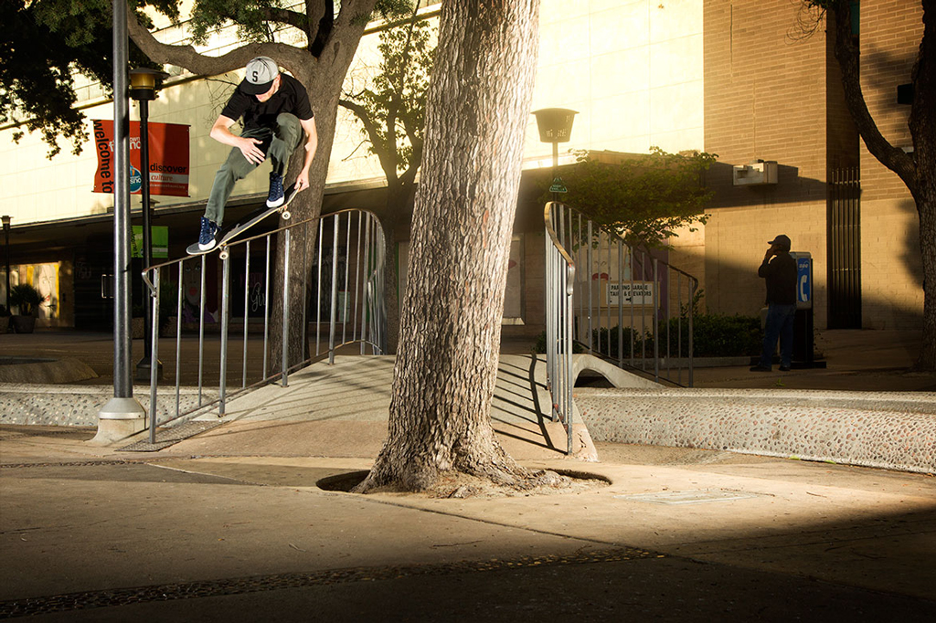 Kevin Terpening Skates the HUF Classic for 'Thrasher Magazine'