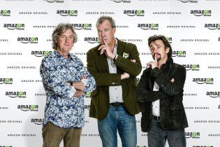 UPDATE: Top Gear Trio Have Signed a Deal With Amazon Video for a New Show